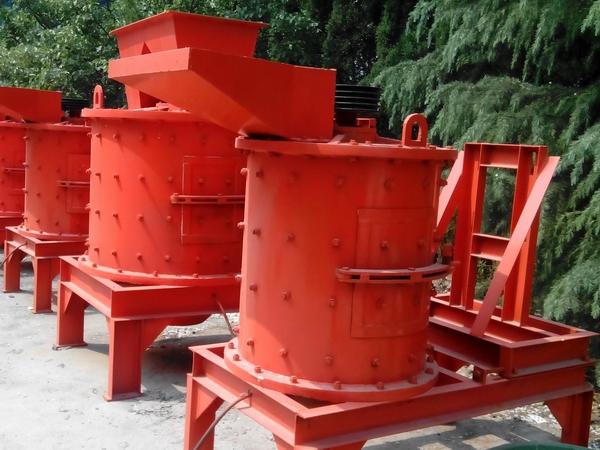 复合式制砂机